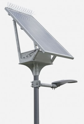 RADIUS SOLAR STREET LIGHT SYSTEM up to 30W