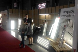 International Building Trade Fair 2014 in Prague