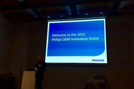 Philips event OEM Innovation Forum and Market 2015