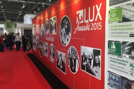 Lux Live 2014 fair in London