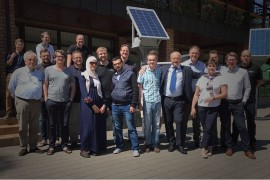 Impressions from the PHILIPS-ECOLIGHT Training Camp in Dubingiai, Lithuania