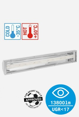 INDRA LED IN up to 128W