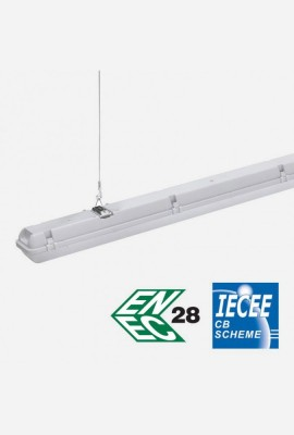 ELUMA LOW BAY 4ft LED ZL up to 65W