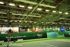 SEB ARENA TENNIS COURTS, LITHUANIA