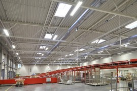 Industrial lighting. How to choose the right kind?